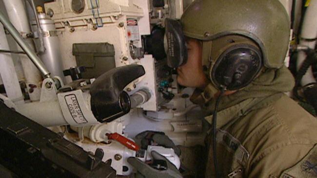 Super Stallion Helicopter; Flying Banana; Navy Hazing; Seabees; GI Jargon; Tank Ammo