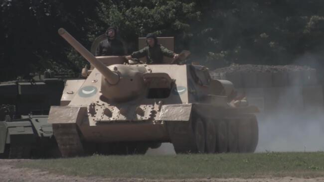 Steel Warriors: The T-54/T-55
