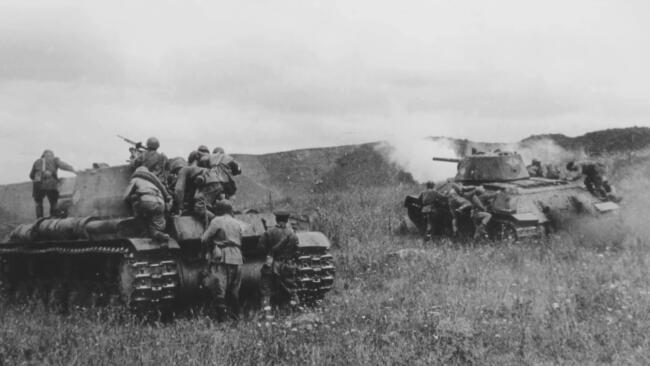 Steel Warriors: The KV-1B
