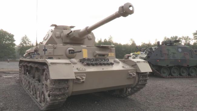 Steel Warriors: The Panzer IV