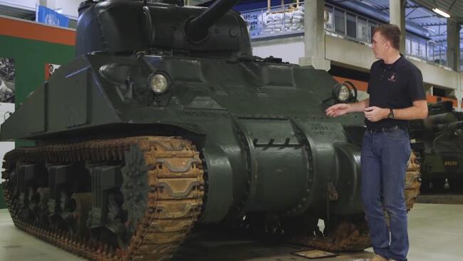 Steel Warriors: The Sherman Firefly Part I