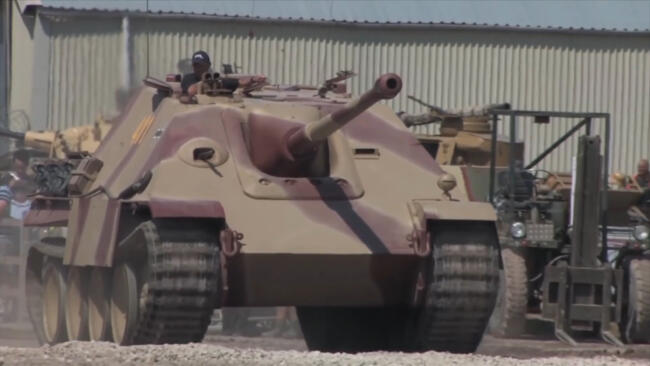 Steel Warriors: The Jagdpanther