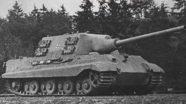 Steel Warriors: The Jagdtiger
