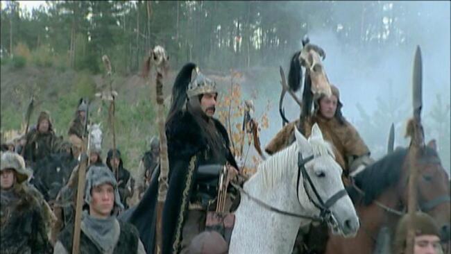 Barbarians: Huns