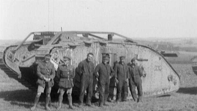 World War I Tech