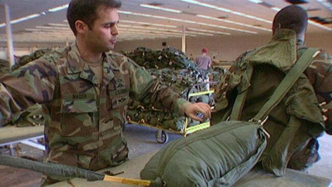 Trebuchet; Troop Headcounts; BAR; Smart Bombs; Modern Parachutes; Boomerangs