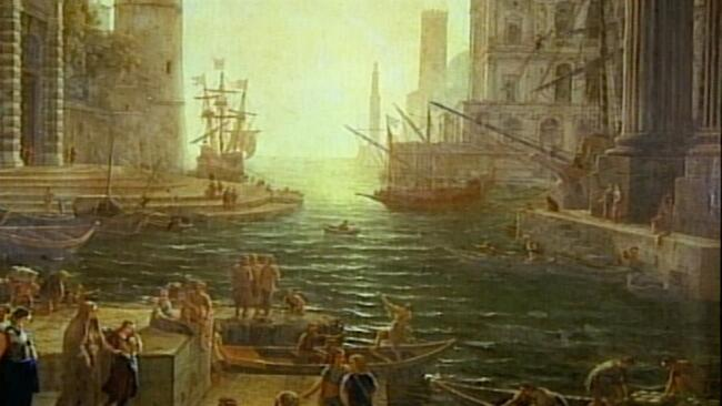 Rome's Lost Harbor