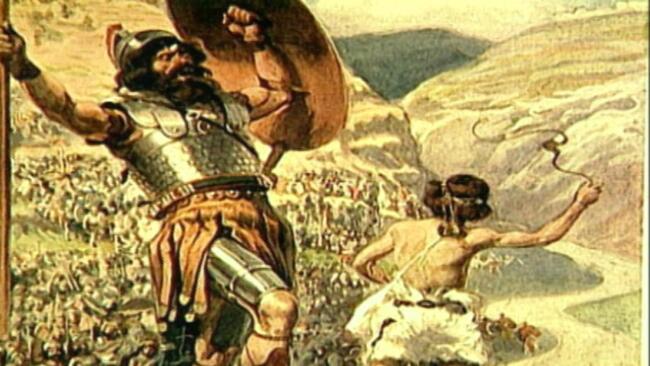 David & Goliath: A Biblical Battle