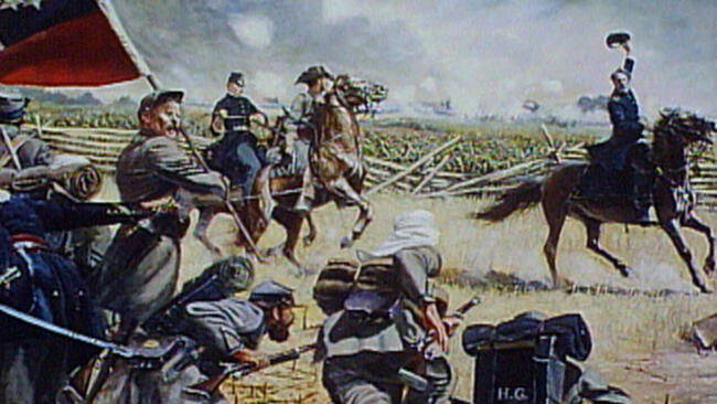 The Battle Of 1st Bull Run