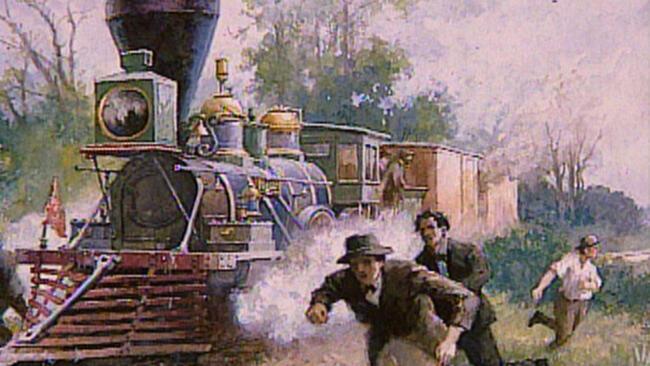 Trains At War
