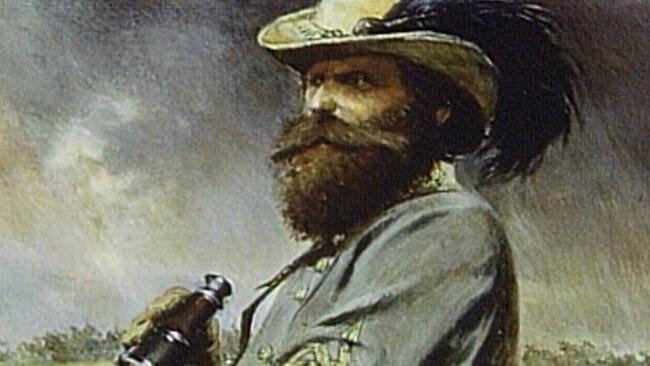 Shadows Of Lightning: Jeb Stuart and The Cavalr
