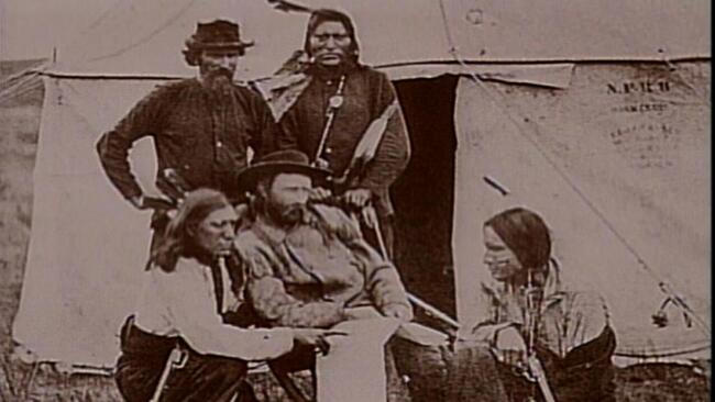 Native Americans and the Army