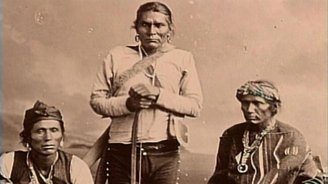 The Mystic Navajo