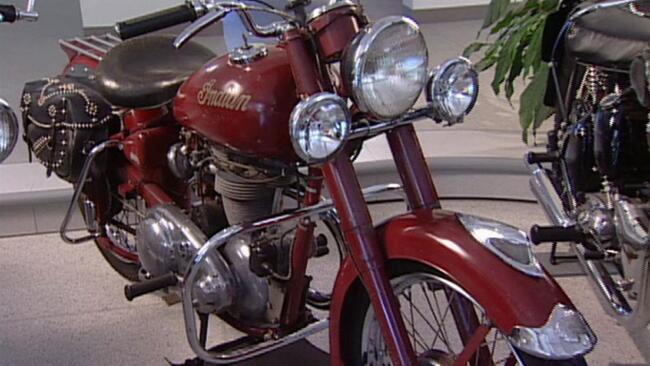 The Dream Machines: Harley-Davidson