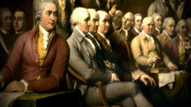 Secrets of the Founding Fathers