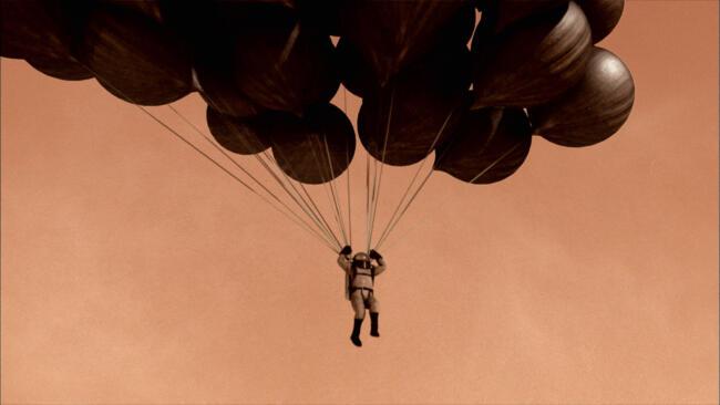 Crash Landing on Mars