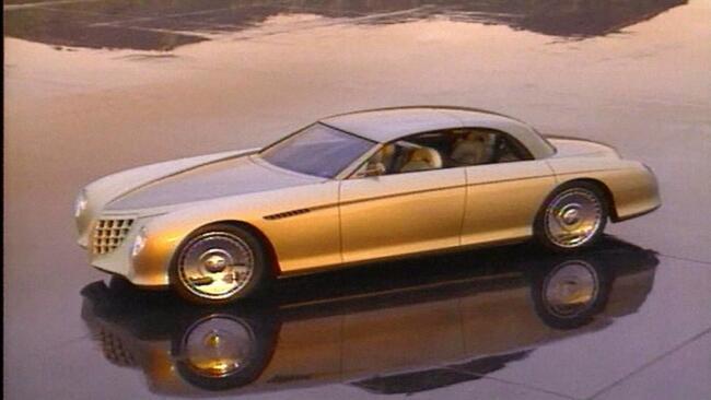 The Dream Machines: Dream Cars