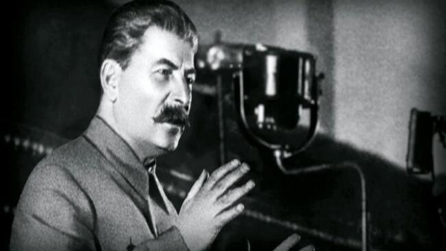 Stalin's Secret Lair