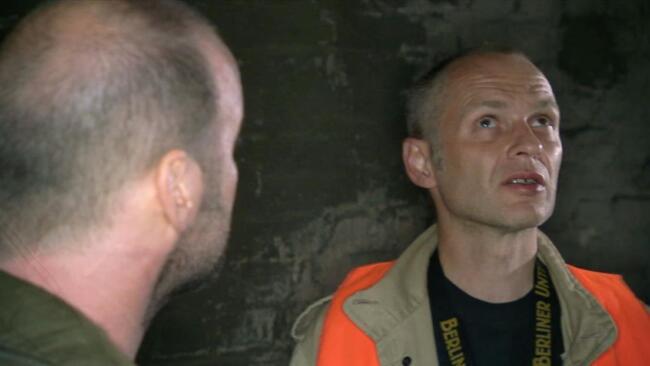 Hitler's Underground Lair
