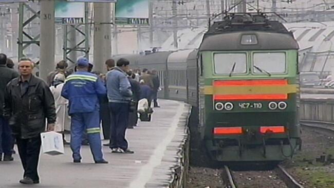The Trans-Siberian Railroad
