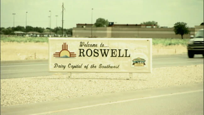 The Real Roswell
