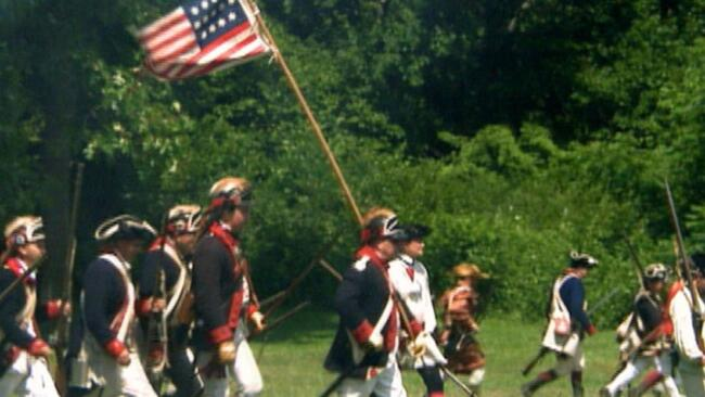 American Revolution: Battle of Monmouth