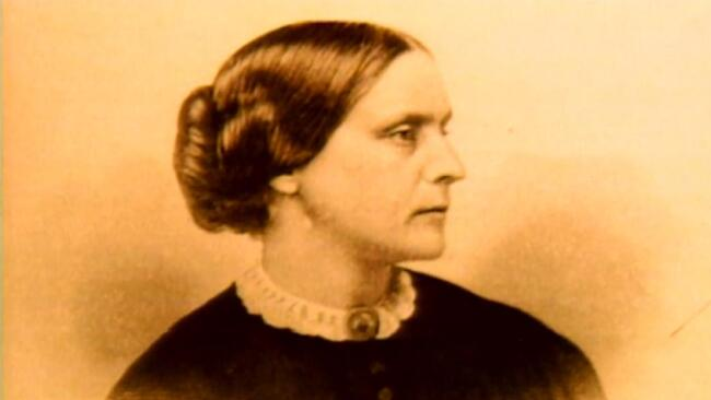 Susan B. Anthony: Rebel for the Cause