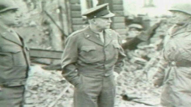 Dwight D. Eisenhower: Commander-In-Chief: Host: Jack Perkins