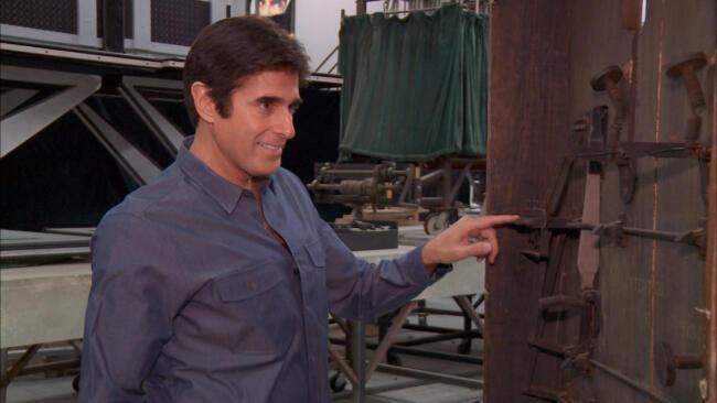 David Copperfield: Rick Works His Magic