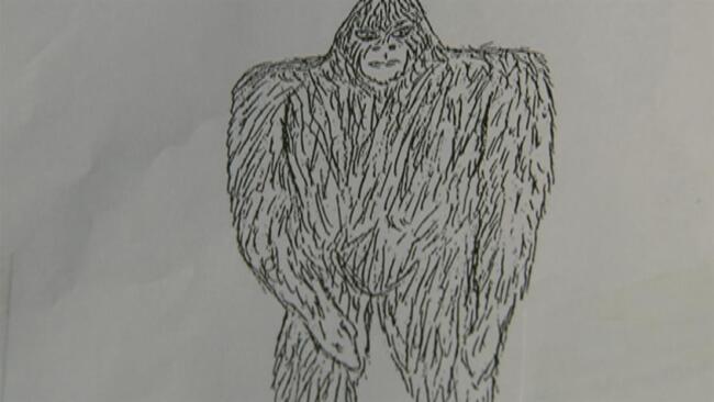 Bigfoot in New York