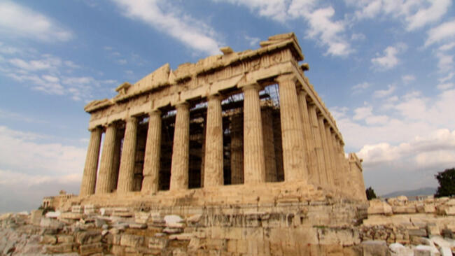 Athens-Ancient Supercity