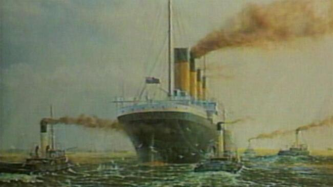 Titanic/The Sinking of the Andrea Doria