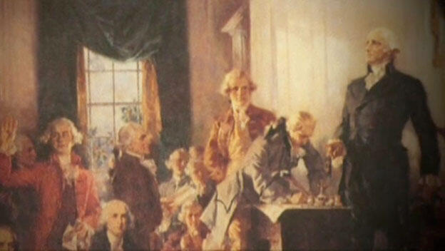 U S Constitution Articles Ratifying Summary History