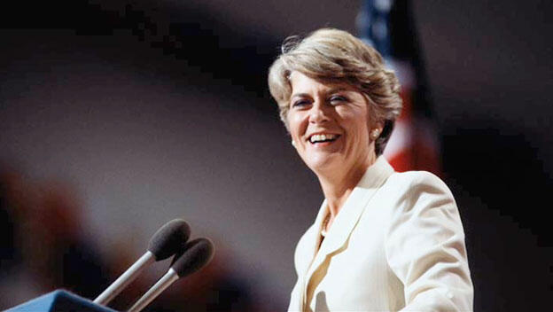 Geraldine Ferraro Joins the Democratic Ticket - HISTORY