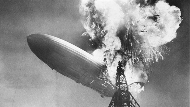 Eyewitness Account of Hindenburg Disaster - HISTORY
