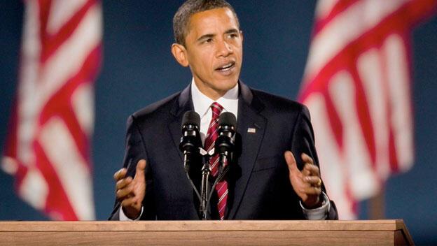 Listen to Barack Obama Elected President | HISTORY