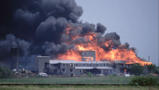 Listen to FBI Strikes Waco, Texas Cult Compound | HISTORY