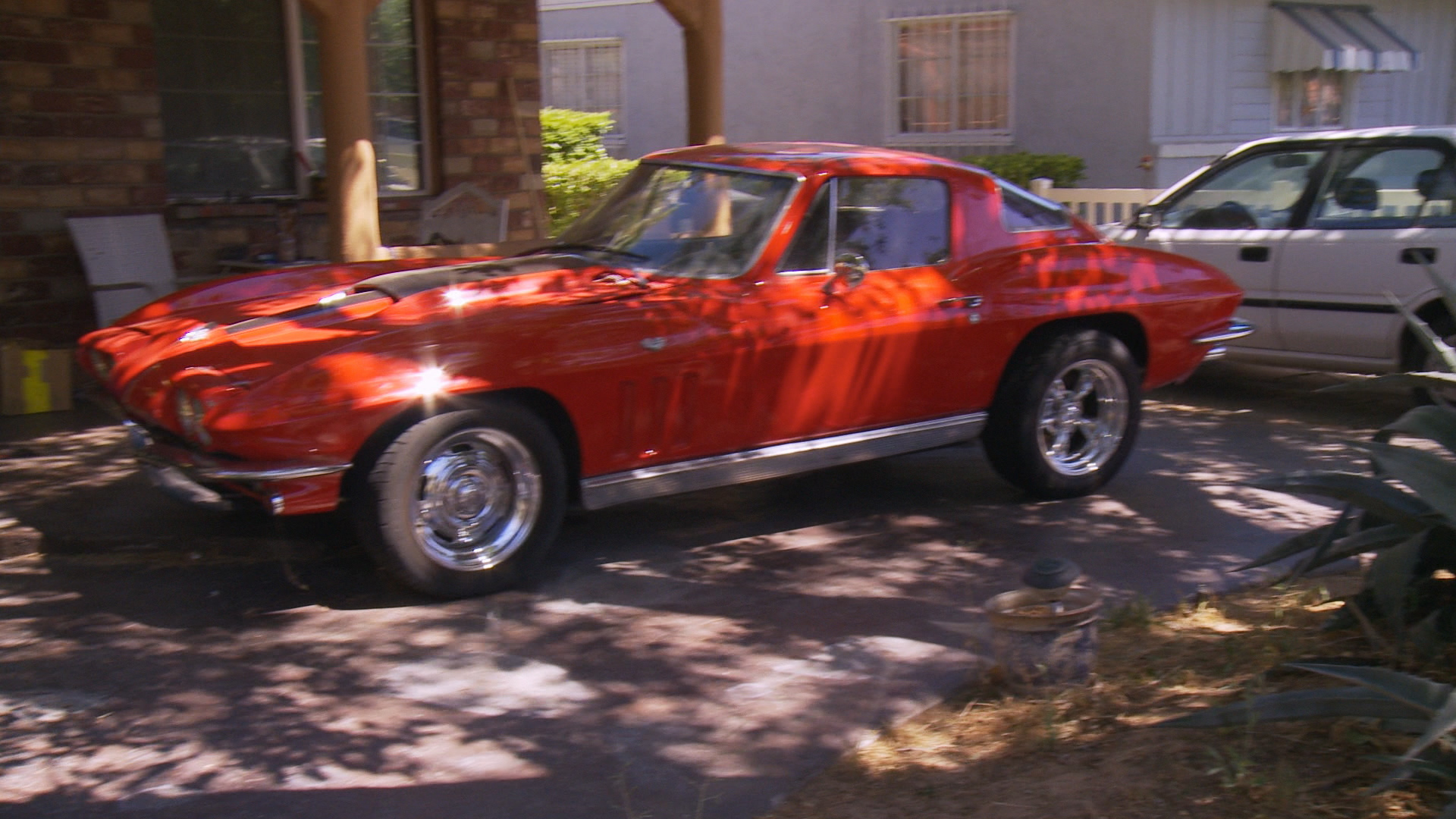 Counting Cars : Little Red Corvette