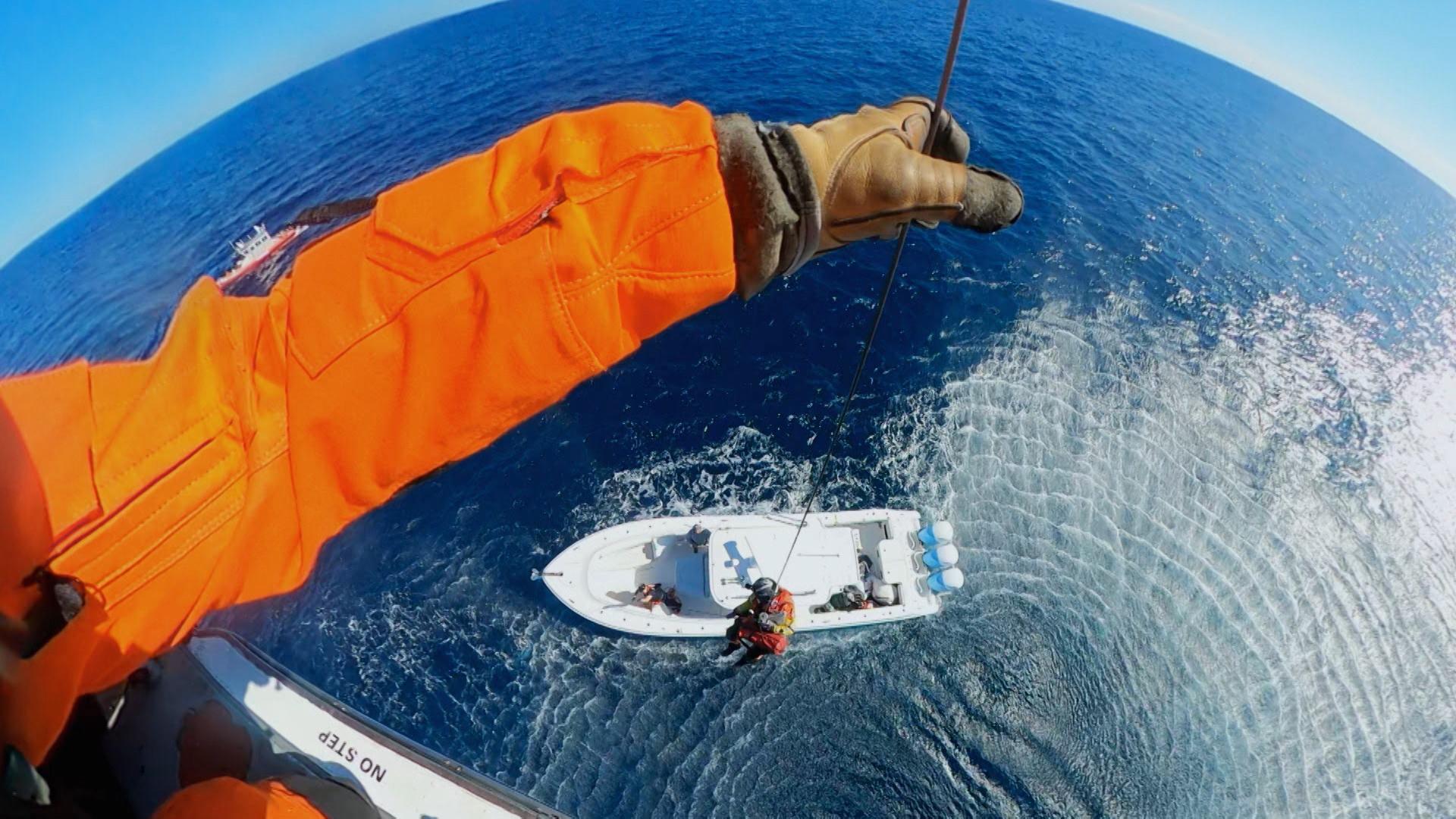Coast Guard: Mission Critical : Storm Front
