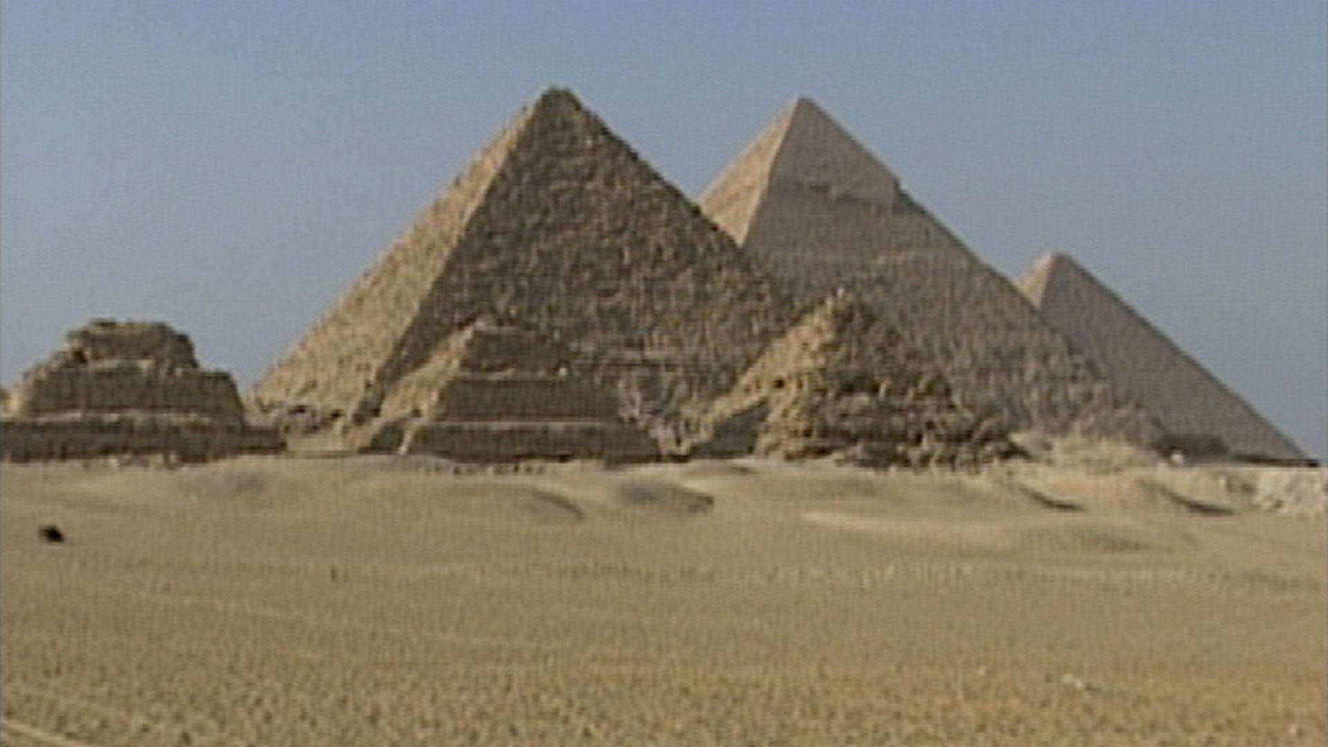 Pyramids: Majesty and Mystery