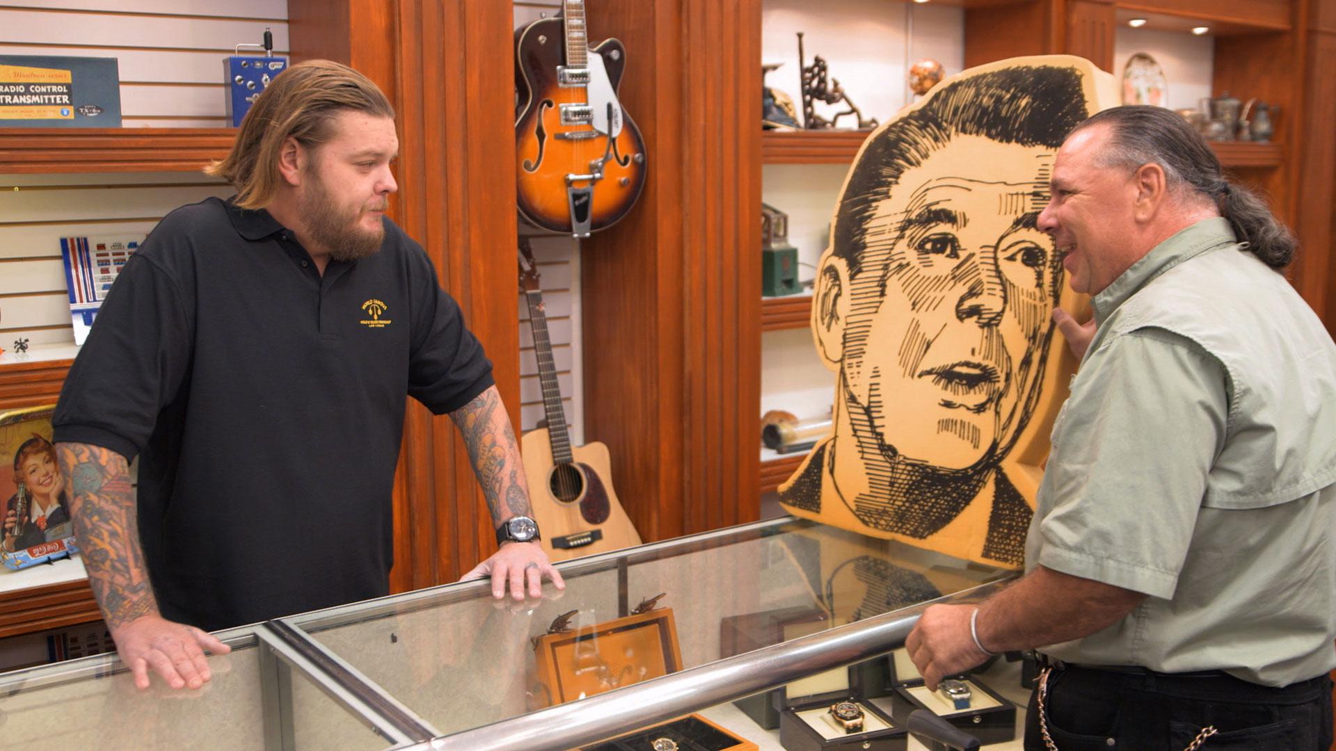 Pawning Reagan