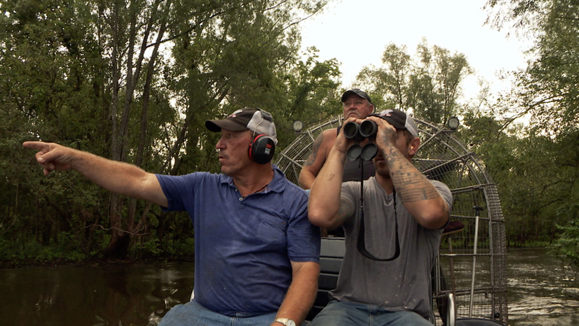 Swamp People : Airboat Armada