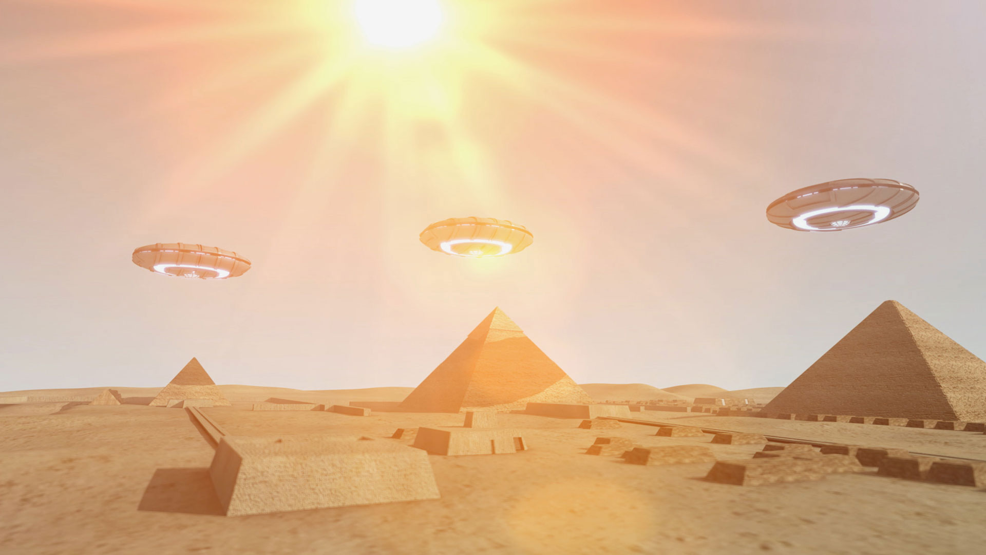 Ancient Aliens : The Science Wars