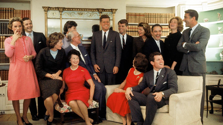 Caroline Kennedy History