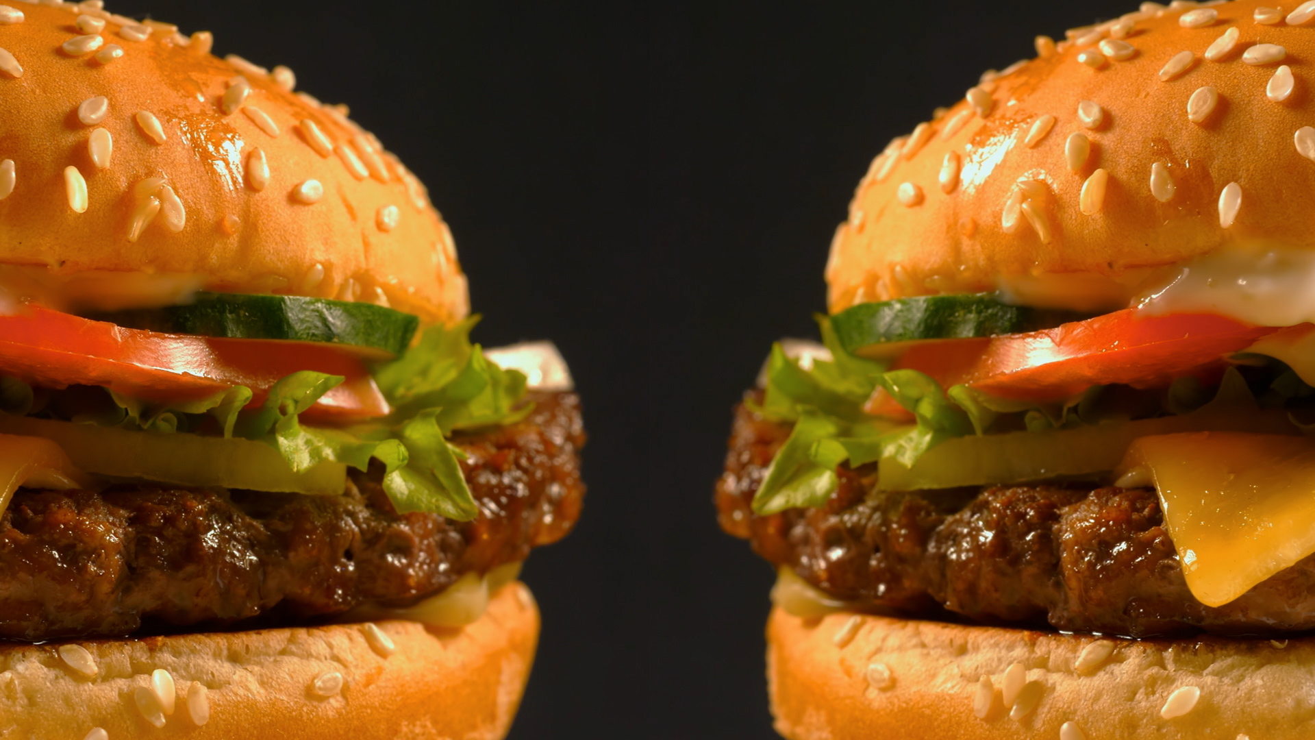 A Burger Is Born