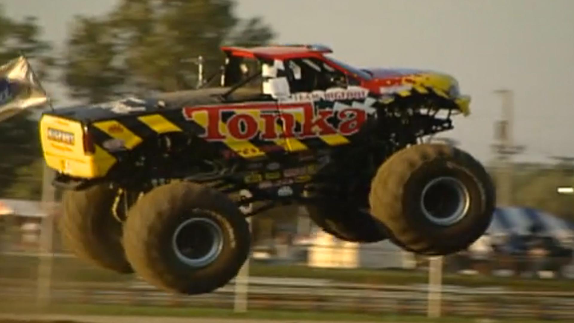 Monster Truck Stream Kinox