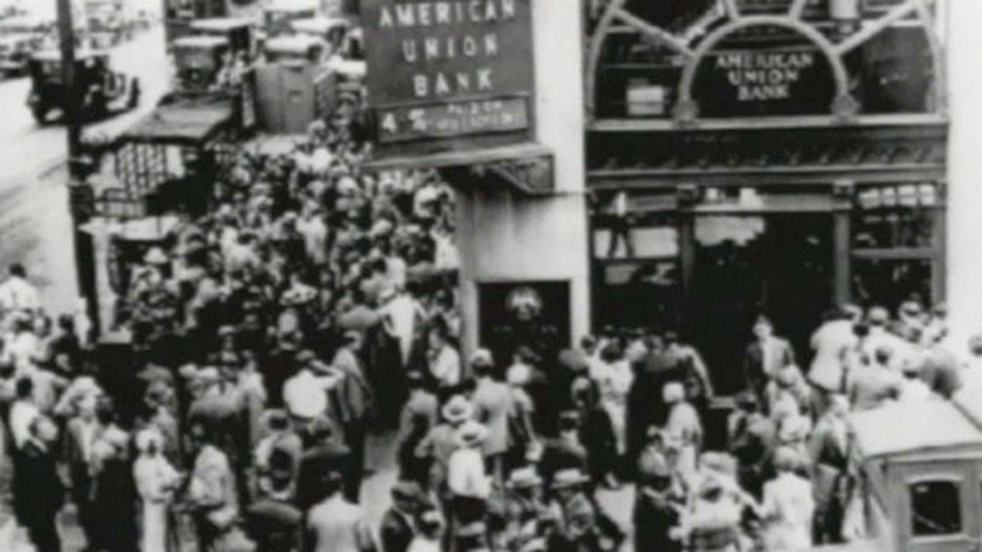 Watch Stock Market Crash of 1929 Clip   HISTORY