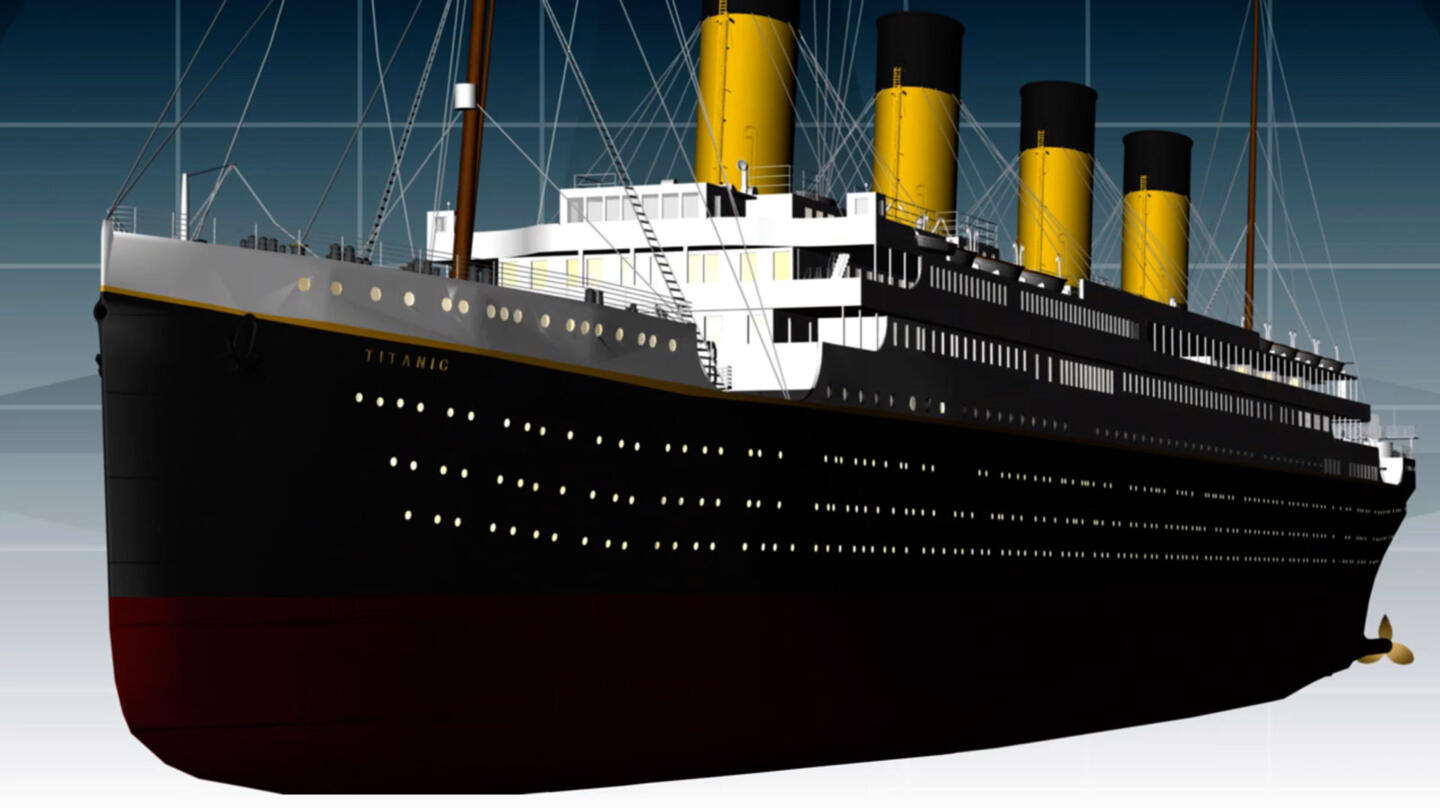 The Titanic Sinking Facts History