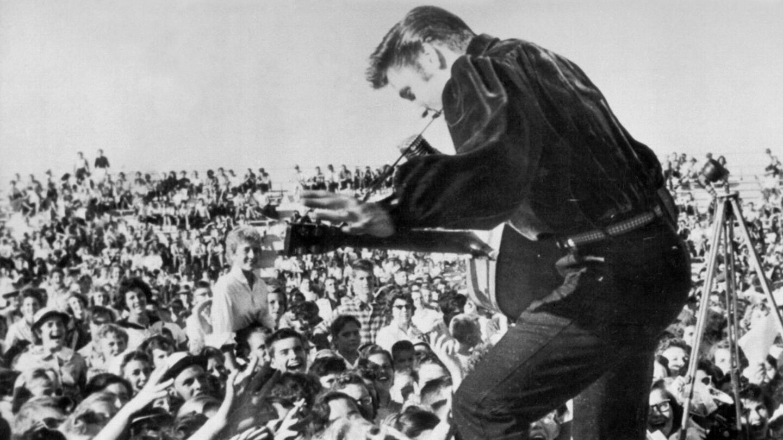 Elvis Presley Is Drafted History