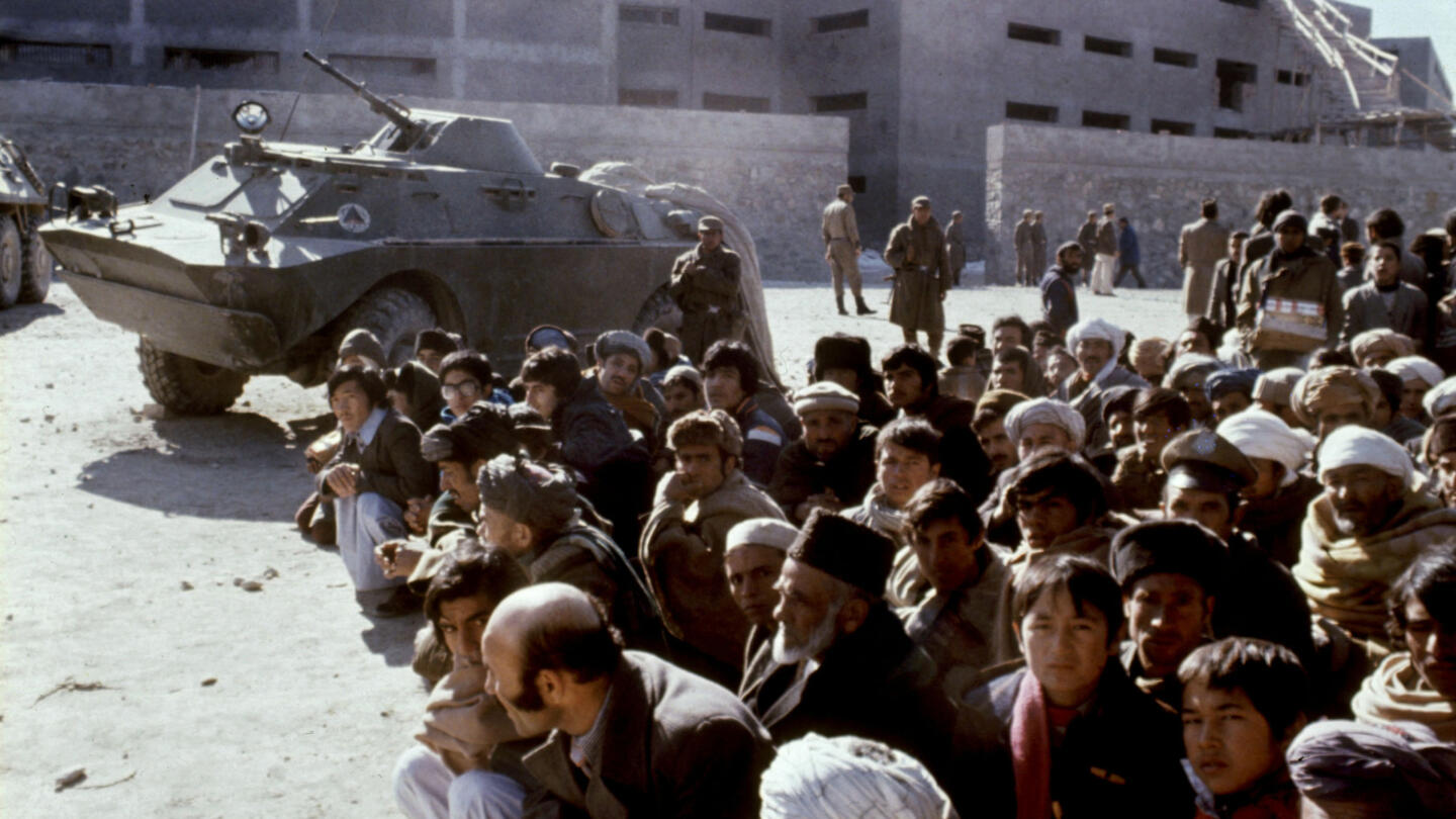 Is Russia Going To Invade The United States On Christmas Eve, December 24, 2020? Soviet Union Invades Afghanistan   HISTORY